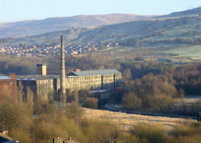 Woodend Mill, Mossley