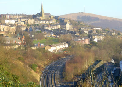Roughtown, Mossley