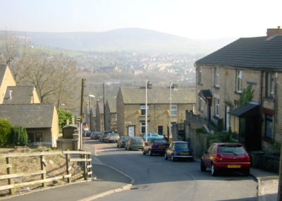 Mill Lane, Mossley