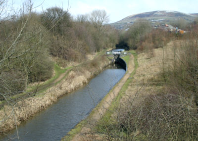 Whiteheads Lock, Mossley